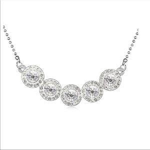 Fabulous Crystal Necklace (Y25)